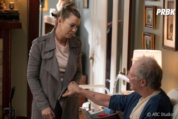 Grey's Anatomy saison 15, épisode 11 : Meredith rend visite à son père