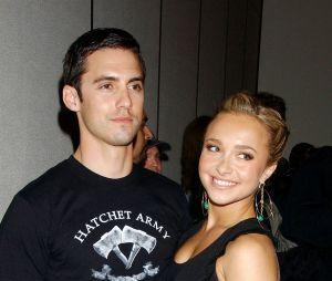 10 couples qui ont continué à tourner ensemble malgré leur rupture : Milo Ventimiglia et Hayden Panettiere