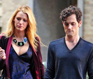 10 couples qui ont continué à tourner ensemble malgré leur rupture : Blake Lively et Penn Badgley