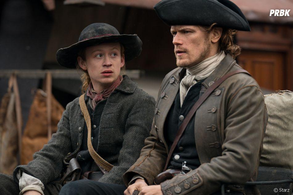 Outlander saison 5 : Ian prévu au casting