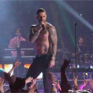 Super Bowl 2019 : Maroon 5 déçoit, Adam Levine fait polémique en chantant torse nu