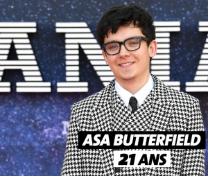 Sex Education : Asa Butterfield a 21 ans