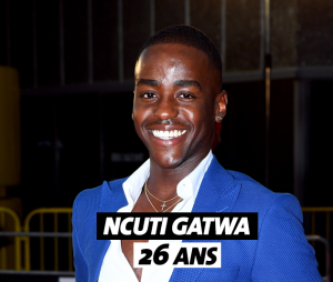 Sex Education : Ncuti Gatwa a 26 ans