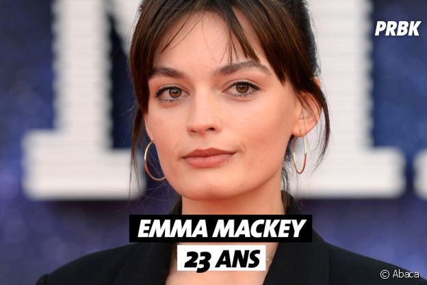 Sex Education : Emma Mackey a 23 ans