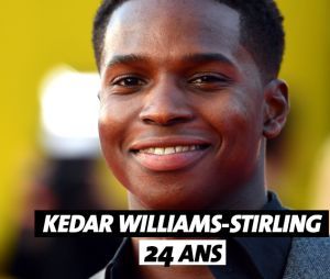 Sex Education : Kedar Williams-Stirling a 24 ans