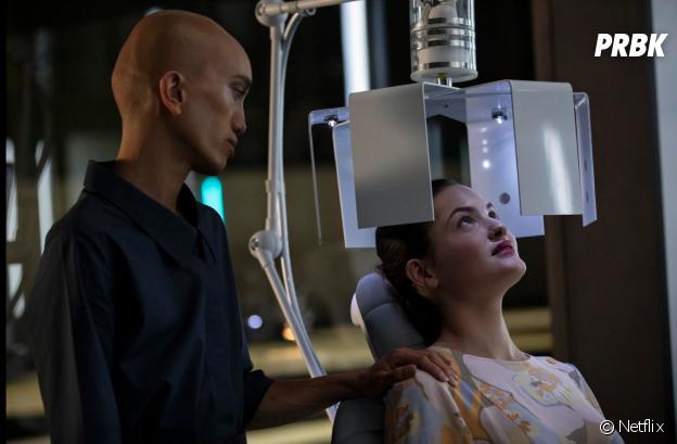 Osmosis : premières images de la série française de Netflix