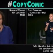 Gad Elmaleh (encore) accusé de plagiat : l'humoriste à nouveau visé par CopyComics