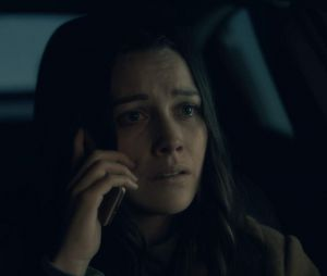 Victoria Pedretti dans The Haungtin of Hill House