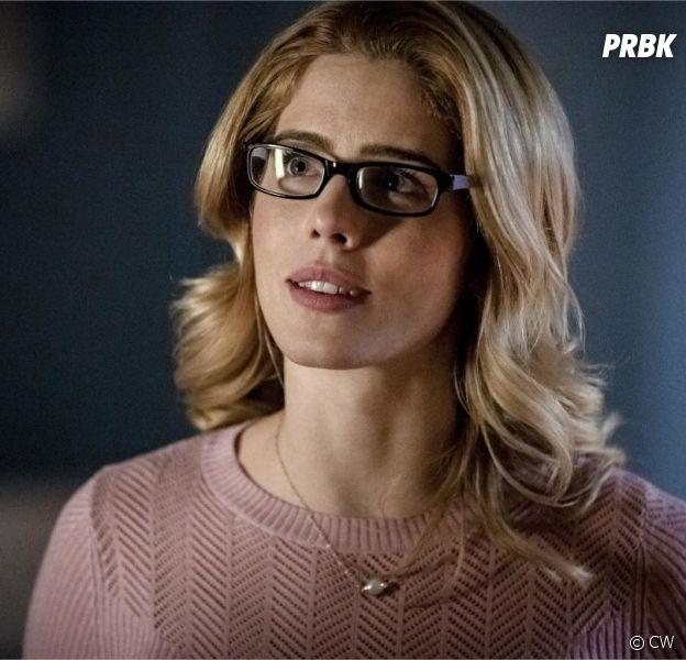 Arrow saison 7 : Felicity va-t-elle vraiment mourir ? Katherine McNamara se confie