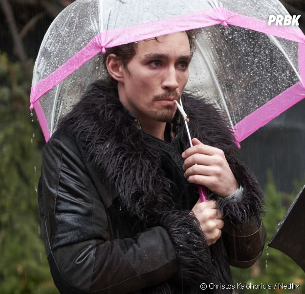 Robert Sheehan (Klaus dans Umbrella Academy) : 5 choses que