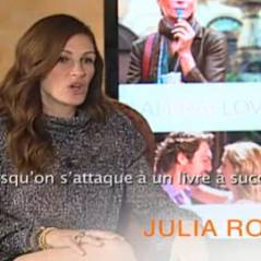 Mange, Prie, Aime ... Julia Roberts et Javier Bardem en interview