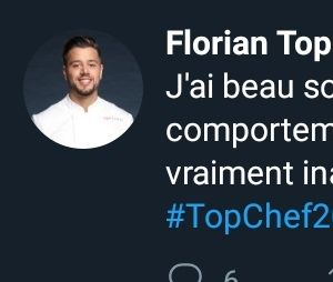 Top Chef 2019 : le comportement d'Ibrahim Karbach choque Florian Barbarot