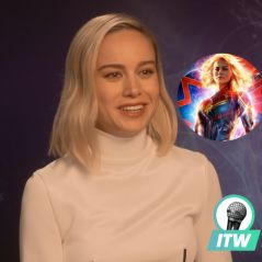 Captain Marvel : Brie Larson raconte les galères avec son costume (Interview)