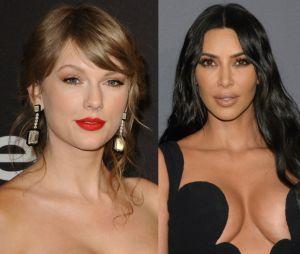 """Taylor Swift VS Kim Kardashian : la chanteuse revient sur la """"campagne de haine en ligne"""""""