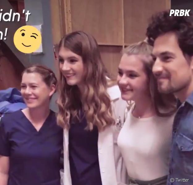 Grey's Anatomy saison 15 : la série invite une fan malade sur le tournage pour réaliser son rêve