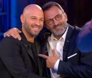 Rendez-vous en terre inconnue : Franck Gastambide et Frédéric Lopez se réconcilient.