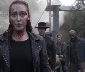 Fear the Walking Dead saison 5 : un chat, un avion, Dwight, des zombies terrifiants... bande-annonce intense