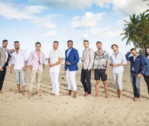 L'Île de la tentation : voici Enzo, Soner, Alexandre C, Michael, Gauthier, Valentin, Marin, Alexandre T, Greg et Bruno