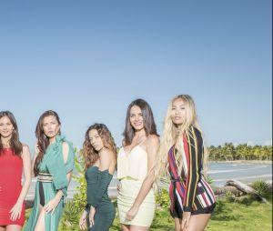 L'Île de la tentation : voici Anissa, Mélanie, Hachimia, Eve, Aurélie, Marine, Anastasia, Andréa, Emilie et Yumee