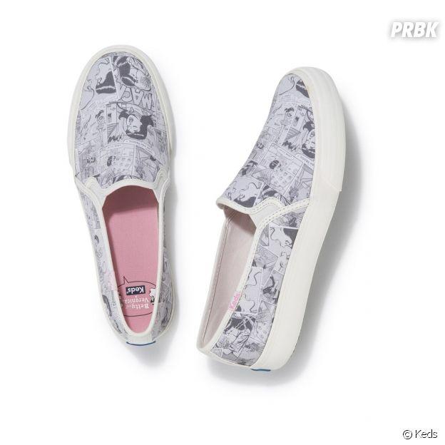 Keds x Riverdale : on veut ces sneakers à l'effigie de Betty Cooper (Lili Reinhart) et Veronica Lodge (Camila Mendes) !