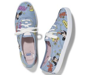 Keds x Riverdale : on veut ces sneakers à l'effigie de Betty Cooper (Lili Reinhart) et Veronica Lodge (Camila Mendes) !