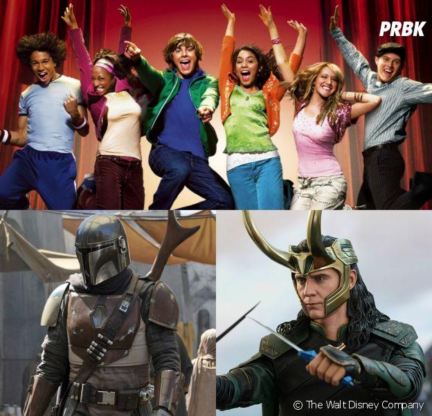 High School Musical, The Mandalorian... les séries et film originaux en préparation pour Disney+