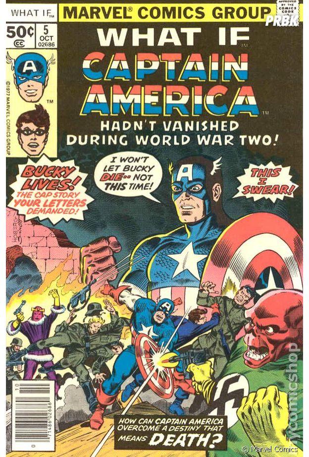 Disney+ : bientôt une série adaptée des comics What if... de Marvel