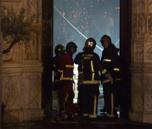 Incendie de Notre-Dame de Paris : l'intérieur de l'édifice