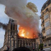 Incendie de Notre-Dame de Paris : Kylian Mbappé, Eva Longoria... les messages émouvants des stars