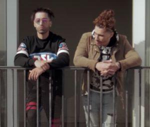"""PNL : N.O.S et Ademo retombent en enfance dans le clip """"Deux Frères""""."""