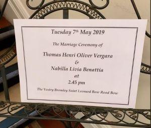 Nabilla Benattia et Thomas Vergara mariés