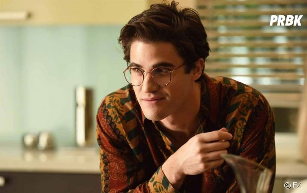 Darren Criss dans American Crime Story : The Assassination of Gianni Versace