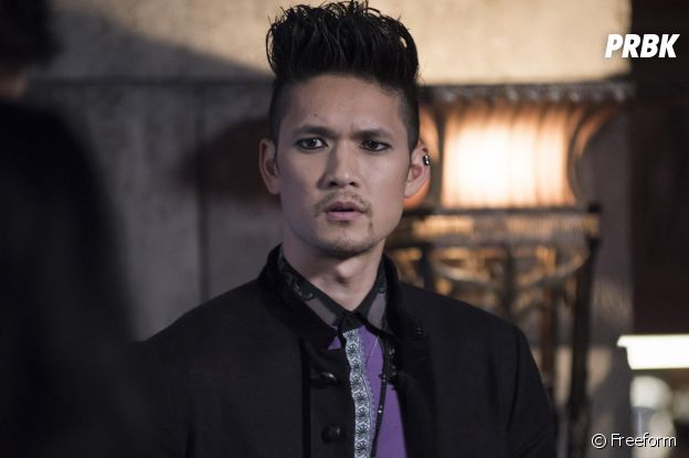 Harry Shum Jr dans Shadowhunters