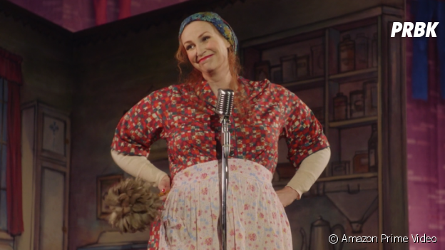 Jane Lynch dans The Marvelous Mrs Maisel
