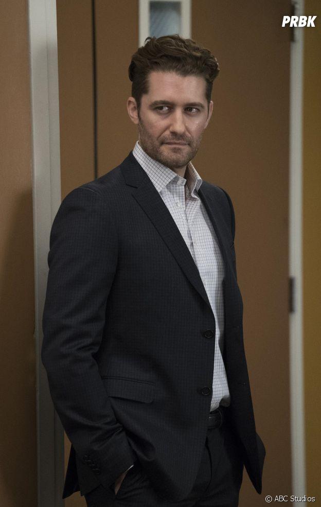 Matthew Morrison dans Grey's Anatomy