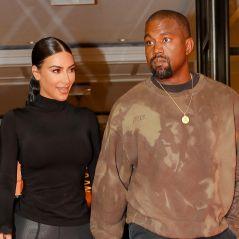 Kim Kardashian et Kanye West : le prénom TRÈS original de leur 4e enfant dévoilé