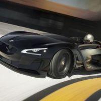 Photos ... Peugeot EX1 Concept ... la nouvelle bombe de Peugeot