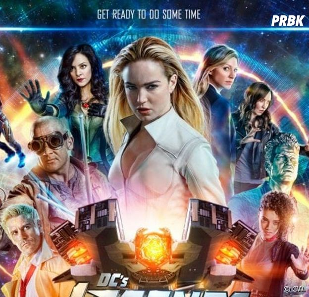 Legends of Tomorrow saison 4 : un personnage disparait de la série