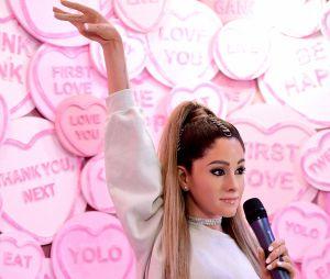 Ariana Grande : sa statue de cire à Londres ne plaît pas à tous les fans