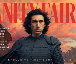 Star Wars 9 : la couverture dédiée à Kylo Ren pour Vanity Fair