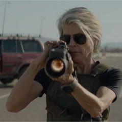 Terminator - Dark Fate : Sarah Connor défonce des cyborgs dans la bande-annonce