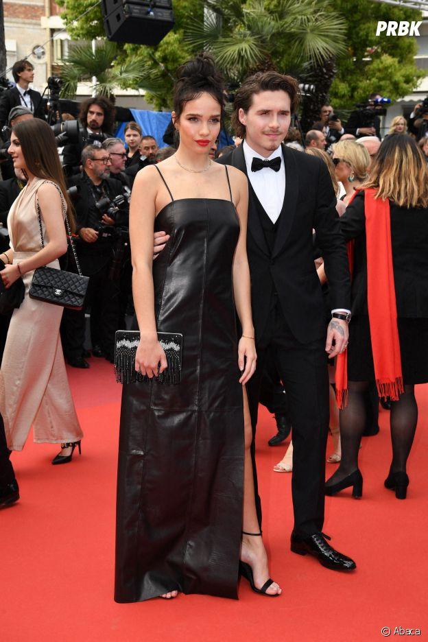 Brooklyn Beckham : le fils de David Beckham et Victoria Beckham se serait violemment disputé avec sa girlfriend Hana Cross au festival de Cannes 2019.