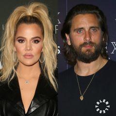 Khloe Kardashian et Scott Disick très proches : une liaison dans le dos de Kourtney ?!