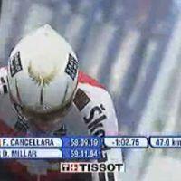 Fabian Cancellara Champion du Monde pour la 4eme fois ... un record