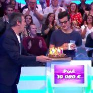 Paul (Les 12 coups de midi) : la belle surprise de Jean-Luc Reichmann pour son anniversaire 🎂