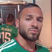 Haris Belkebla viré de l'équipe d'Algérie... après avoir montré ses fesses sur Twitch