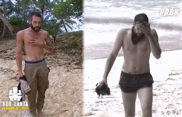 Koh Lanta 2019 : les photos avant-après impressionnantes de Cyril qui a perdu beaucoup de poids.