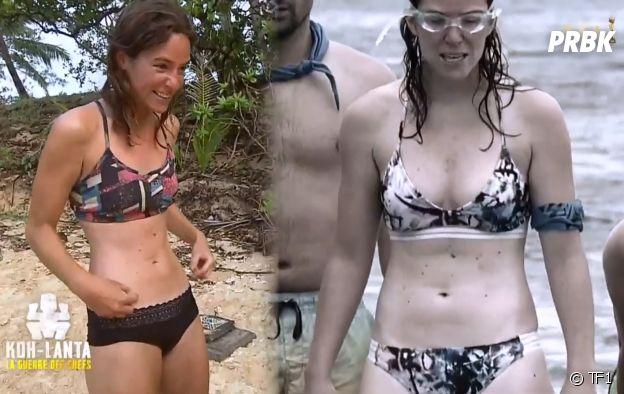 Koh Lanta 2019 : les photos avant-après impressionnantes de Clo qui a perdu beaucoup de poids.