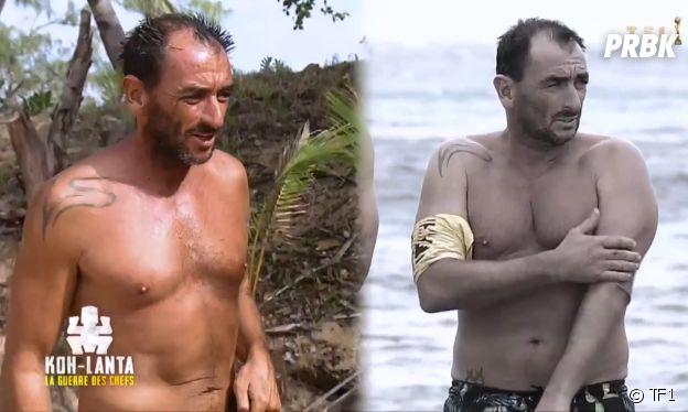 Koh Lanta 2019 : les photos avant-après impressionnantes de Steeve qui a perdu beaucoup de poids.
