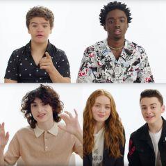 Stranger Things saison 3 : le récap génial des saisons 1 & 2... par les acteurs